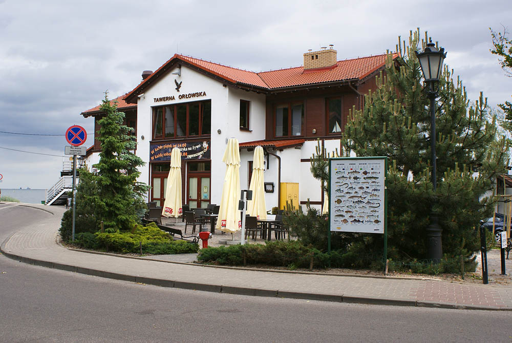 Tawerna Orlowska Restauracja W Gdyni